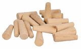 Soft Wooden Vent Pegs (Bag of 50) | Masons