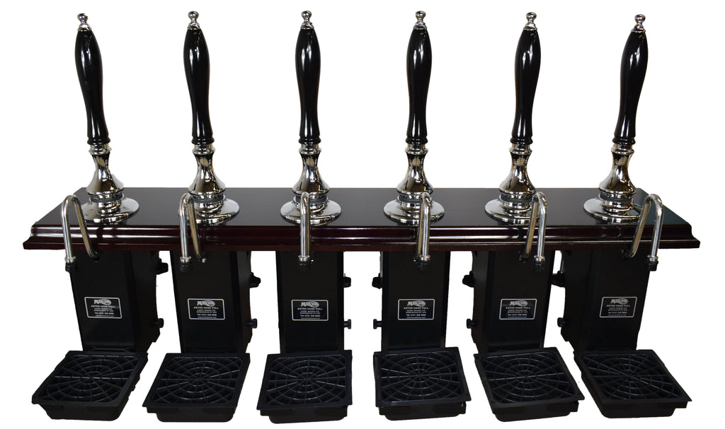6 Pull Pint365 Deluxe Hand Pull | Masons