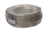 Clear Hard EVA Tube 250 x 375 (Per Metre)