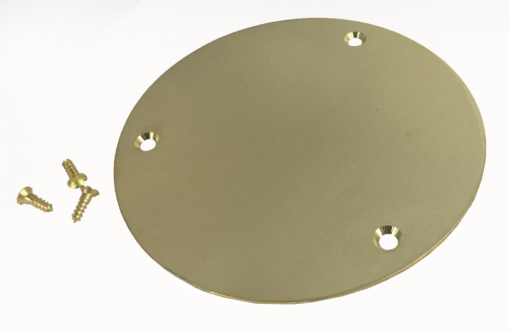 Disc Plate complete with Screws