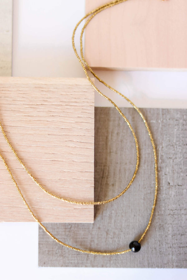Mod Layered Necklace