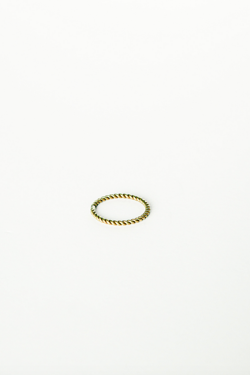 B's Minimal Stackable Rings