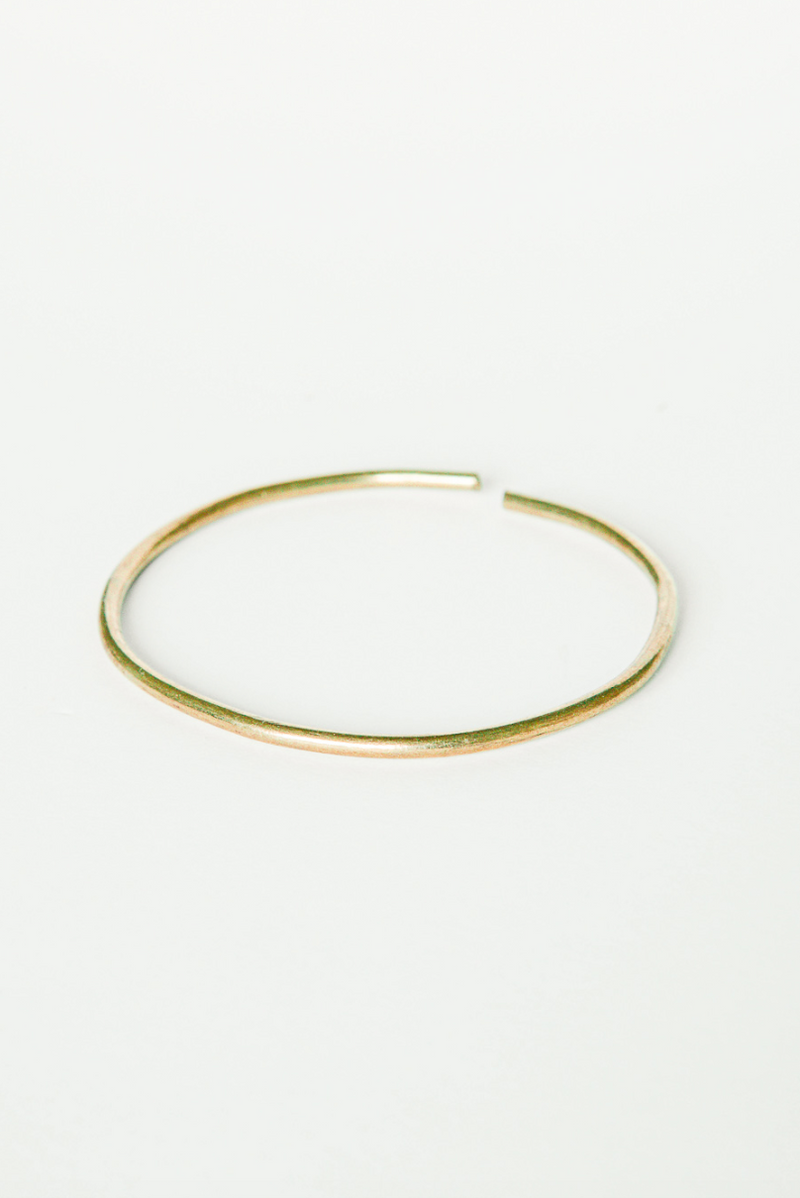 Bullet Cuff- Thin & Stackable