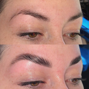 Exciting New Service - Brow Lamination and Brow Henna