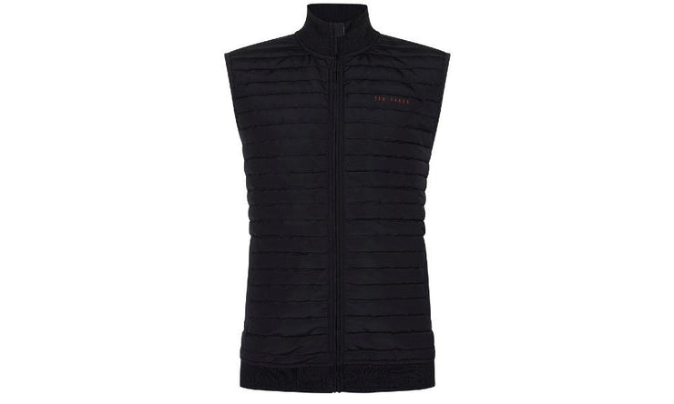 Albane Quilted Thermal Golf Wind Vest