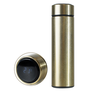 Smart Thermo Flask with Temperature Display