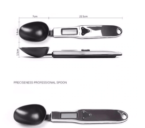 Electronic Scale Measuring Spoon
