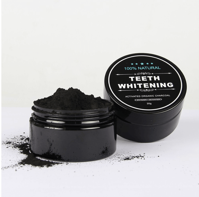 Organic Teeth Whitening Activated Charcoal (Buy 1 Take 2)