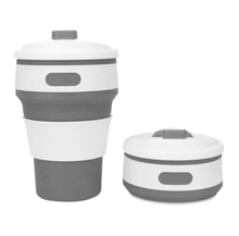 Load image into Gallery viewer, Portable Collapsible Cup