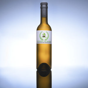 Peach White Balsamic 375ml - extending-the-branch.myshopify.com