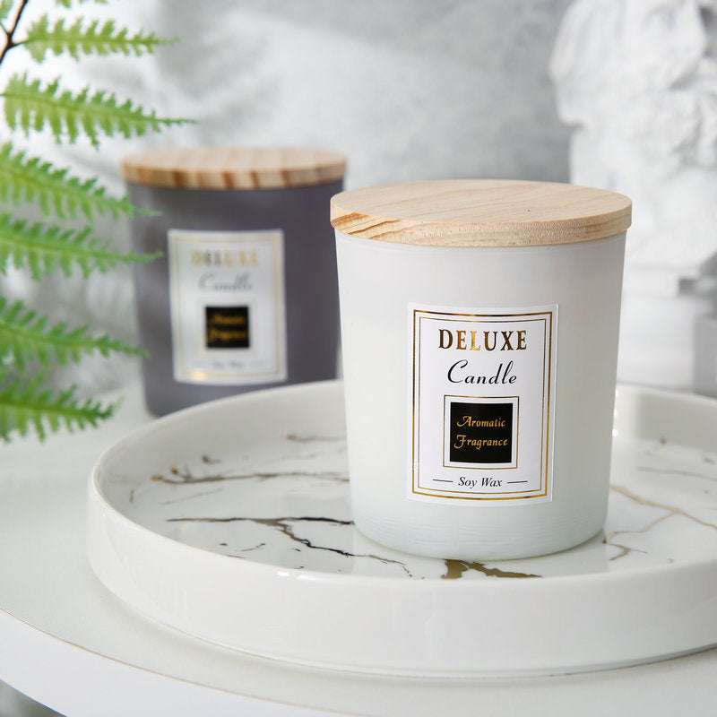 Soy Wax Scented Candles - Extending the Branch