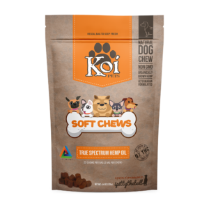 Koi Hemp Extract Pet Soft Chews - Extending the Branch