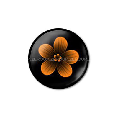 12mm 20mm 25mm 30mm DIY Flower Handmade Round Glass Cabochon Body Jewelry Finding Fit Cameo Blank Settings