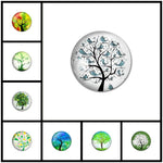 10mm 12mm 14mm 16mm 18mm 20mm 25mm 30mm Round Photos Glass Cabochon Jewelry Finding Fit Cameo Blank Settings Supplies