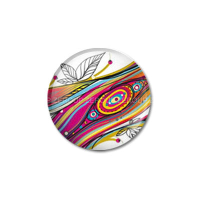 10mm 12mm 14mm 16mm 18mm 20mm 25mm 30mm Abstract Round Glass Cabochon Jewelry Finding Fit Cameo Blank Settings