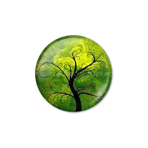 10mm 12mm 14mm 16mm 18mm 20mm 25mm 30mm Tree Branch Round Glass Cabochon Jewelry Finding Fit Cameo Blank Settings Supplies