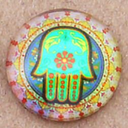 10mm 12mm 14mm 16mm Round Glass Cabochon Palm Handmade Photo Dome DIY Craft Cabochons In Pairs Ornament Fittings