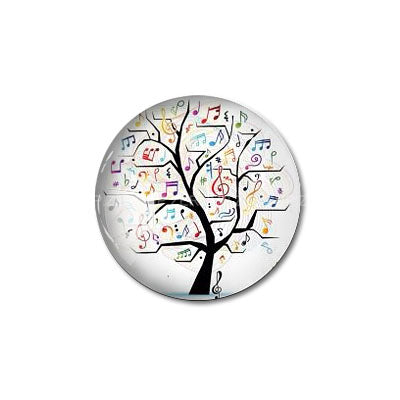 10mm 12mm 14mm 16mm 18mm 20mm 25mm 30mm Tree Branches Round Photos Glass Cabochon Jewelry Finding Fit Cameo Blank Settings