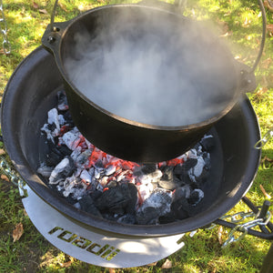 Firegrill Three (with warmshelf & cookpot)
