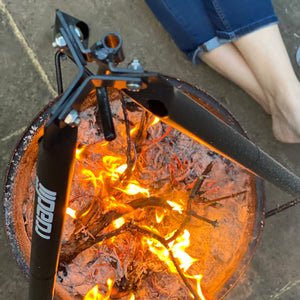 Firegrill One with FREE Warmshelf
