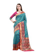 Fancy Firoji Banarasi Silk Saree For Women