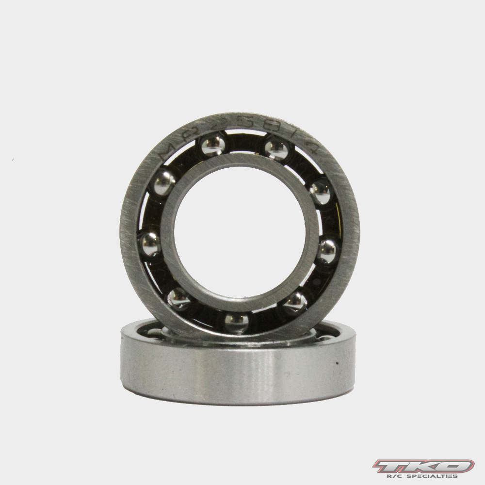 14x25.8x6 Rear Crank Bearing w/offset race