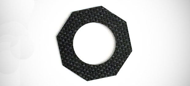 Carbon Ultra-Poly Slipper Disc set