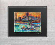 Load image into Gallery viewer, Brooklyn Bridge Ship