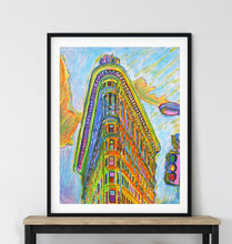 Load image into Gallery viewer, Flat Iron Building