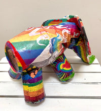 Load image into Gallery viewer, Rainbow Elephant