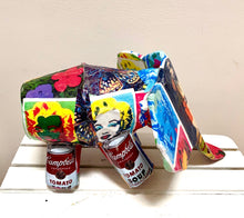 Load image into Gallery viewer, Andy Warhol Elephant
