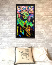 Load image into Gallery viewer, Mixed Media Statue of Liberty