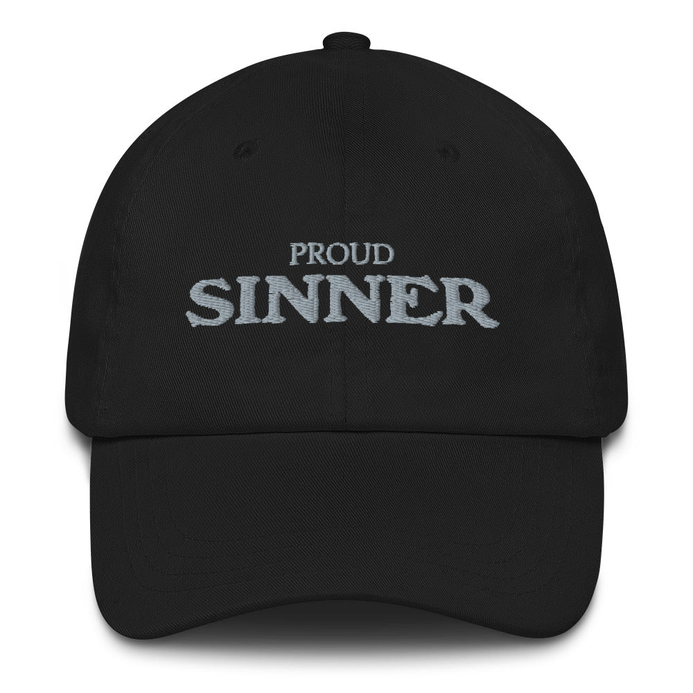 Proud Sinner Unstructured Hat