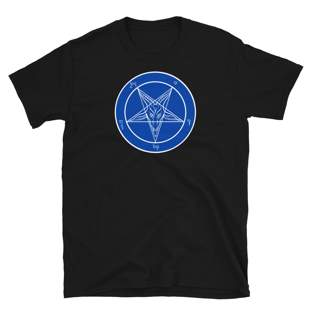 Leviathan's Rage Baphomet Graphic Shirt