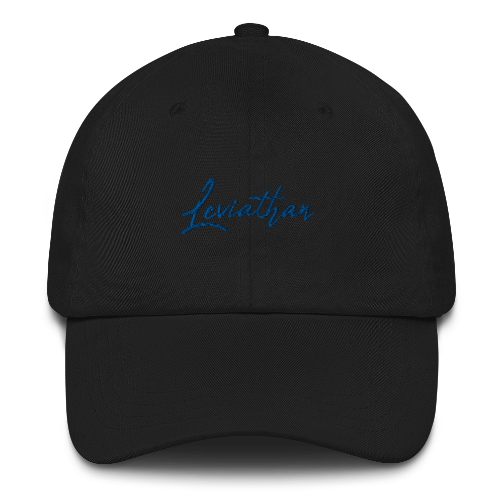 Leviathan Unstructured Twill Cap