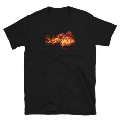 Satan Elemental Series Graphic Shirt