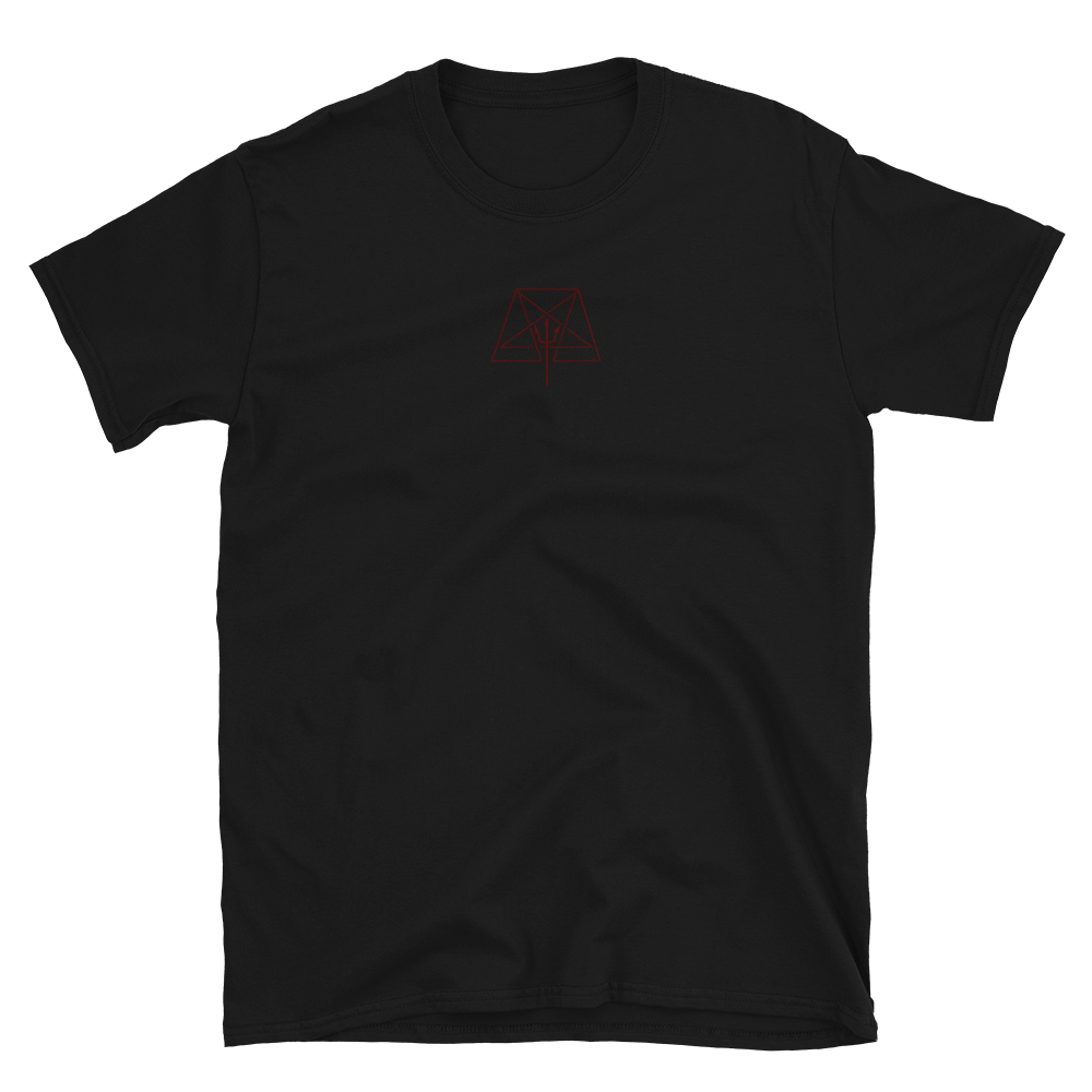 Embroidered Order of the Trapezoid Sigil shirt