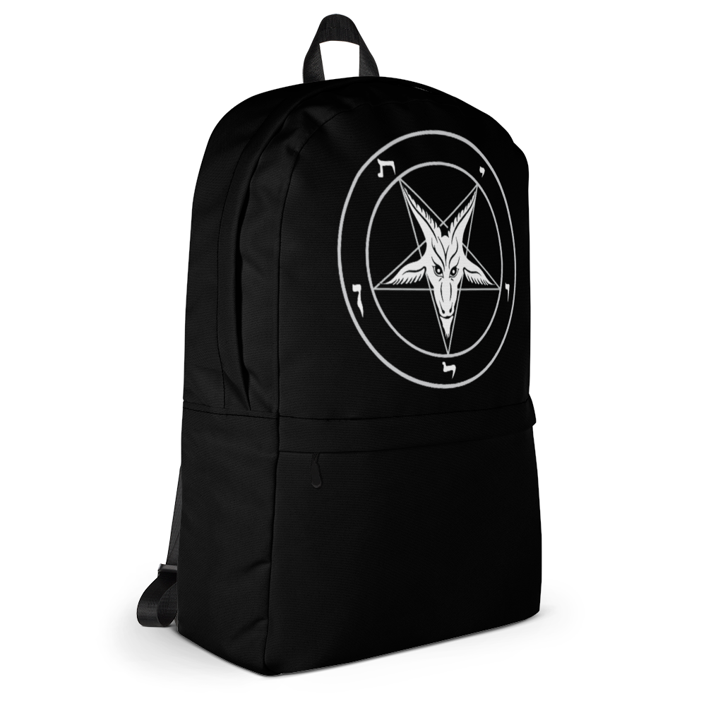 Ghost Design Baphomet Back Pack