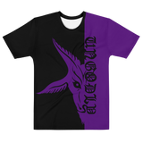 Purple Reign UnGodly Goat Men's Fit Shirt