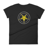 Evening Light Baphomet Witch Tee