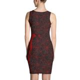 Red Chapter Dragon Dress