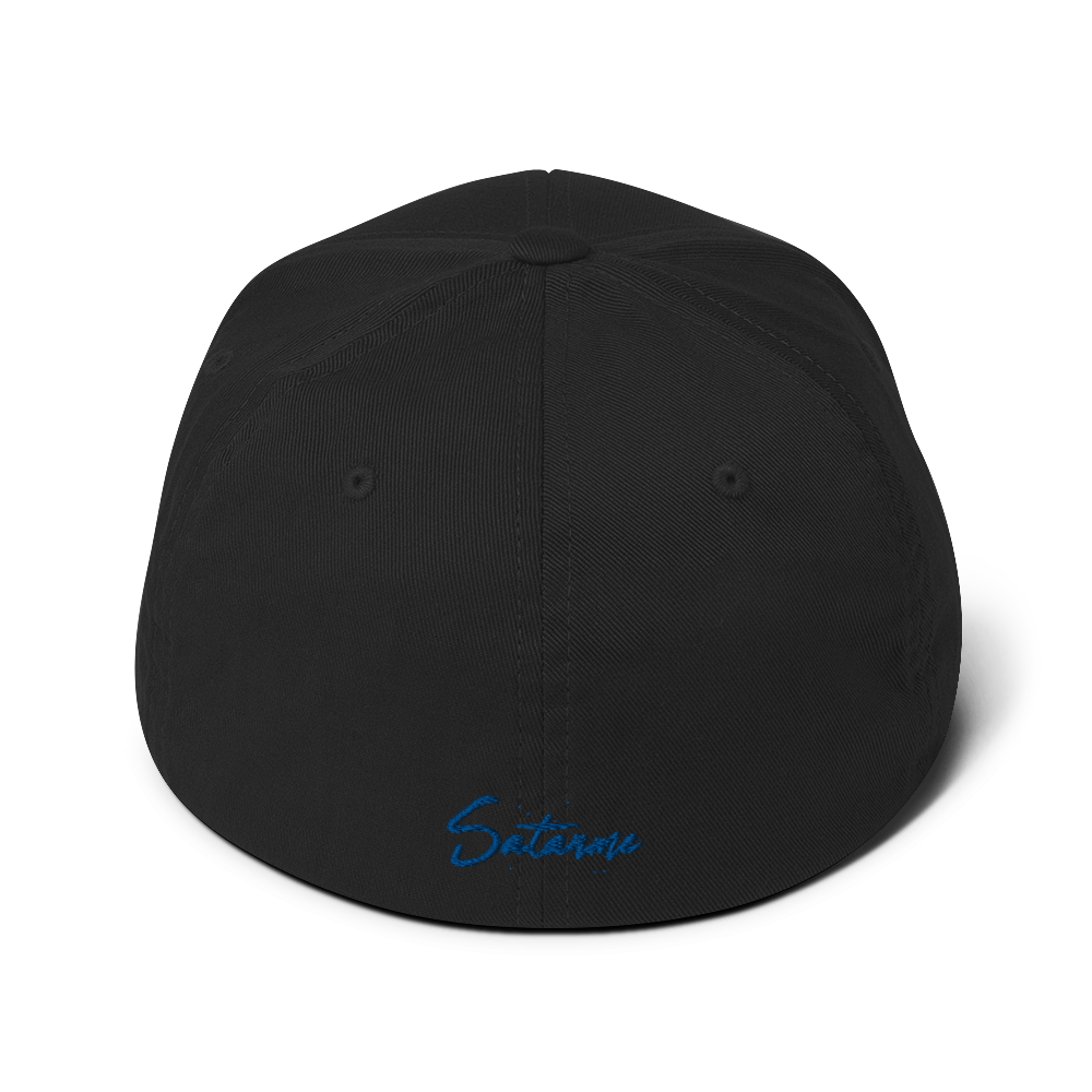 Leviathan Structured Twill Cap