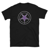 Evening Reign Baphomet Graphic Shirt