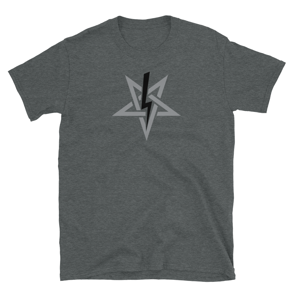 "Anton LaVey Sigil ""Black"" Graphic Shirt"