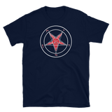 Evening HellFire Baphomet Graphic Tee