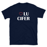 Love Lucifer Graphic Shirt