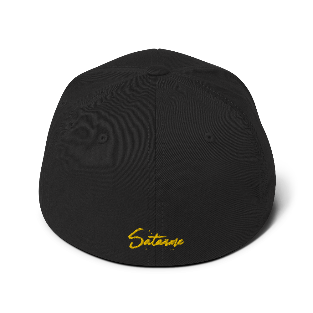 Lucifer Structured Twill Cap