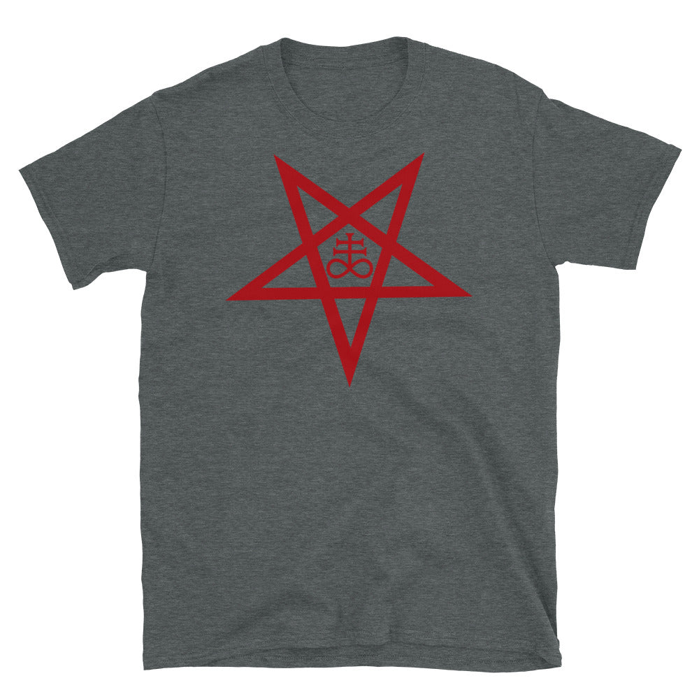 Pentagrammon Graphic Shirt