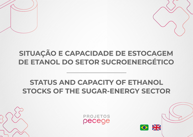 Status and capacity of ethanol stocks of the sugar-energy sector