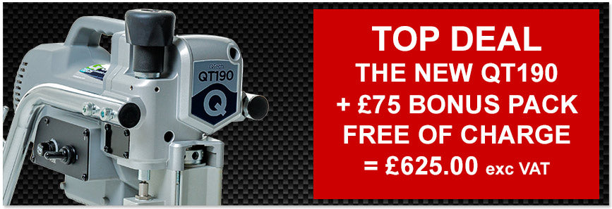 Q-Tech QT190 airless sprayer deal